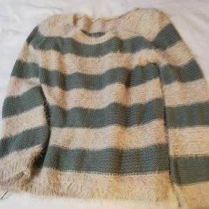 Super Soft Crochet Knit Sweater